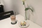 【アラビカ コーヒー】ロゴが可愛くインスタ映え★レモンスカッシュ ¥500(税込)