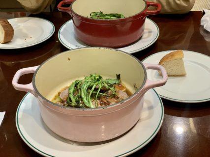 【オーバカナル】お洒落なフレンチカフェで頂く絶品肉料理!オーバカナル特製ローストビーフ ¥1,600(税込)