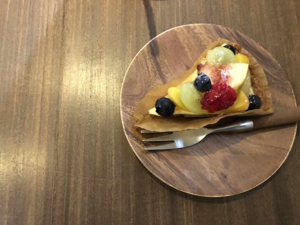 【cafe OWL】好きなケーキとドリンクが選べる!ケーキセット ¥864(税抜)
