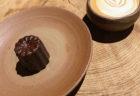 【 coffee and wine ushiro 】サクサク濃厚!隠れ家人気店 カヌレ ¥495(税抜)