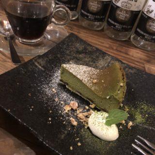 【アンデパンダン】おしゃれなレストランの裏の顔。夜cafeで楽しむ、ひとり時間 デザートセット ¥1,200